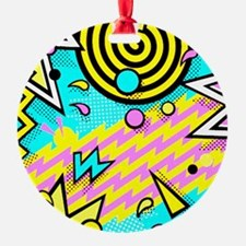 Retro Pattern Ornament