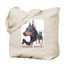 Dobes ROCK Tote Bag