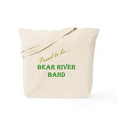 Bear River Band Tote Bag