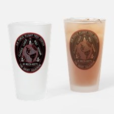 USAF Ghost Squadron Drinking Glass