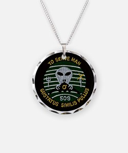 509Th Bomb Group Necklace
