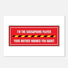 I'm the Player Postcards (Package of 8)