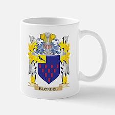 Blondel Coat of Arms - Family Crest Mugs