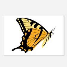 Swallowtail Butterfly Postcards (Package of 8)