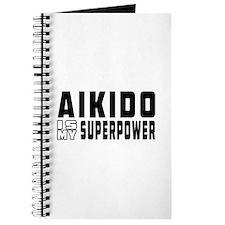 Aikido Is My Superpower Journal
