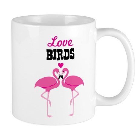 Love BIRDS Mugs