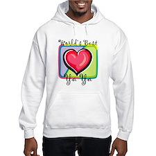 WB Grandma [Greek] Hoodie Sweatshirt