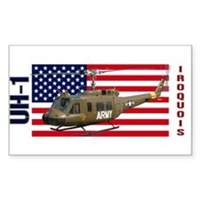 UH-1 Iroquois Decal
