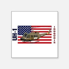UH-1 Iroquois Sticker