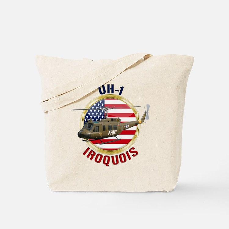 UH-1 Iroquois Tote Bag