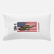 UH-1 Iroquois Pillow Case