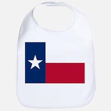 Texas State Flag Bib