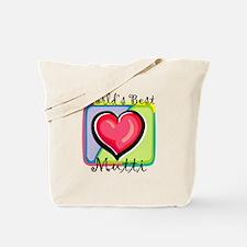WB Grandma [German] Tote Bag