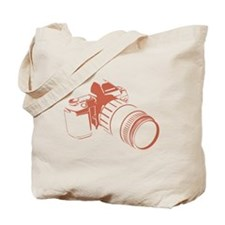 Photographer Logo Tote Bag