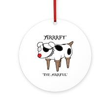 Arrrfy Ornament (Round)