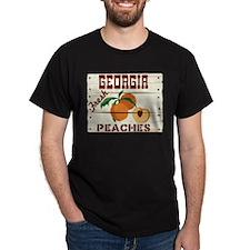 GEORGIA Fresh PEACHES T-Shirt