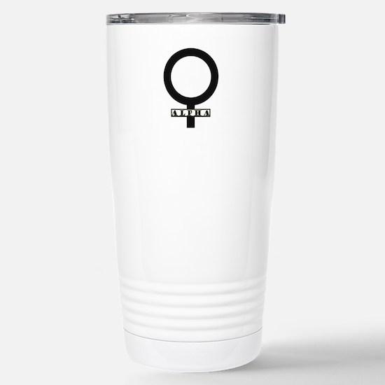 Alpha Female Travel Mug
