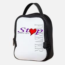 Unique Had Neoprene Lunch Bag