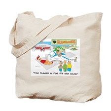 TOW PLANE (100 HOUR) Tote Bag