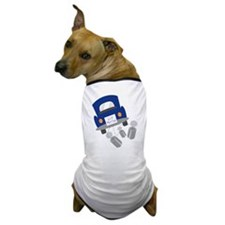 JUST_MARRIED Dog T-Shirt