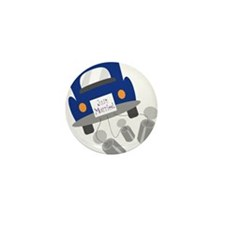 JUST_MARRIED Mini Button (10 pack)