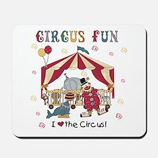 Circus Fun Mousepad