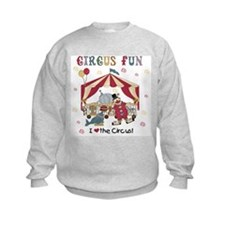 Circus Fun Sweatshirt