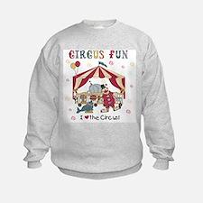 Circus Fun Sweatshirt