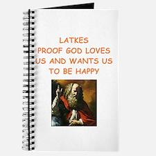 latkes Journal
