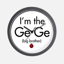I'm the Ge Ge Wall Clock