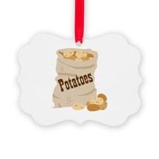 Potatoes Ornament