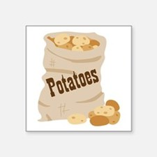 Potatoes Sticker