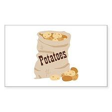 Potatoes Decal