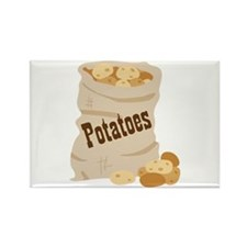 Potatoes Magnets