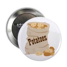 "Potatoes 2.25"" Button (10 pack)"