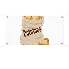 Potatoes Banner