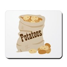 Potatoes Mousepad