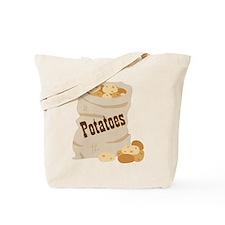 Potatoes Tote Bag