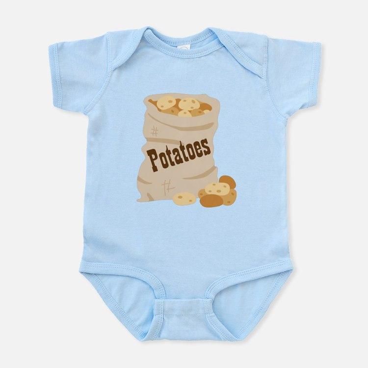 Potatoes Body Suit