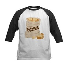 Potatoes Baseball Jersey