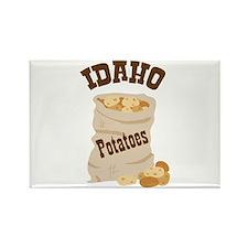 IDAHO Potatoes Magnets
