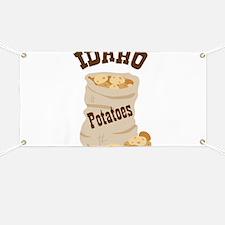 IDAHO Potatoes Banner
