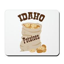 IDAHO Potatoes Mousepad