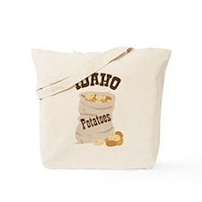 IDAHO Potatoes Tote Bag