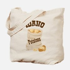 IDAHO Potatoes Tote Bag