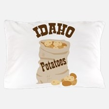 IDAHO Potatoes Pillow Case