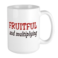 Fruitful and multiplying