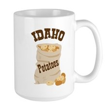 IDAHO Potatoes Mugs