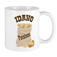 IDAHO Potatoes Mugs