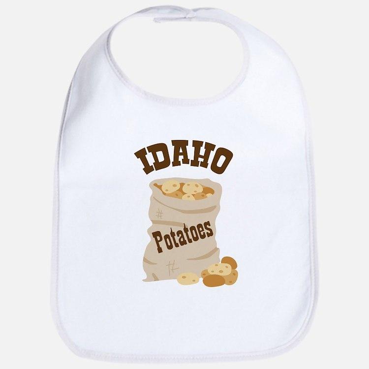 IDAHO Potatoes Bib